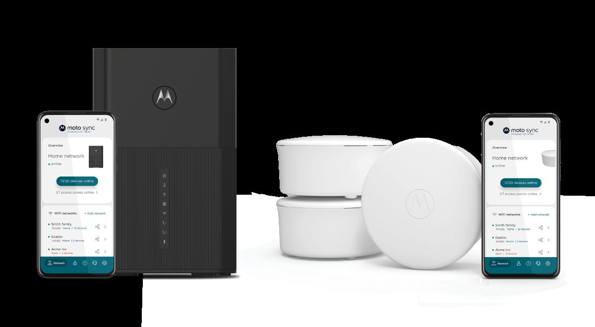 Motorola AX products